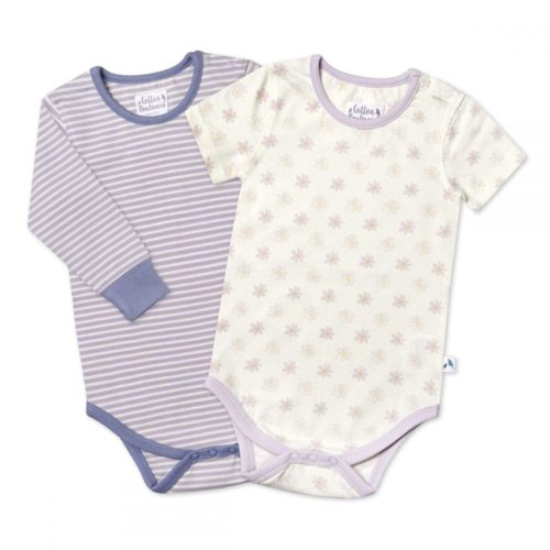 Girls Organic Cotton Bodysuit