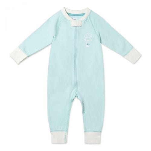 Pure Organic Cotton Unisex Romper