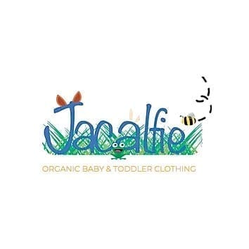 Jacalfie organic baby and toddler clothing, Cotton Boulevard Stockist