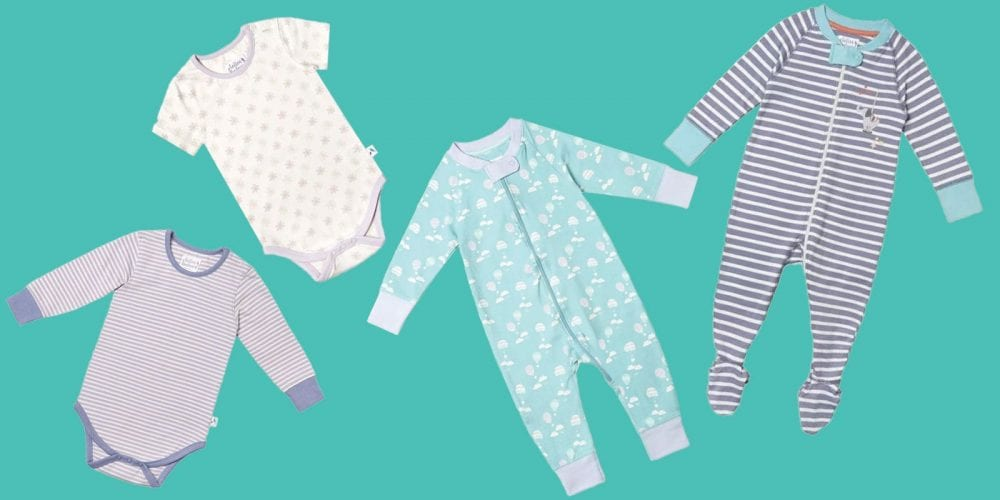 Rompers, Sleepsuits and bodysuits