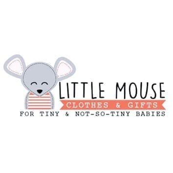 Little Mouse Baby Clothing Logo