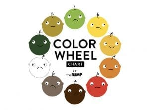 Colour wheel by the BUMP