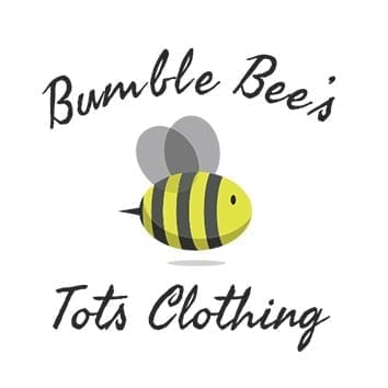 Bumble bees tots clothing