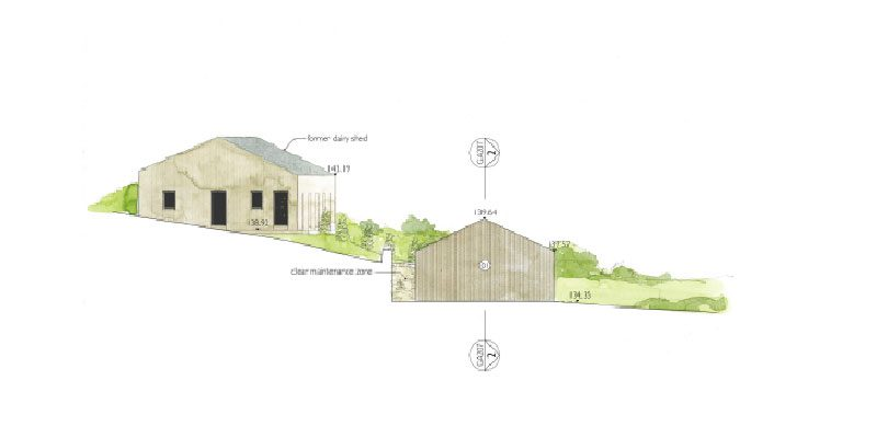 barn conversions, country and town planning