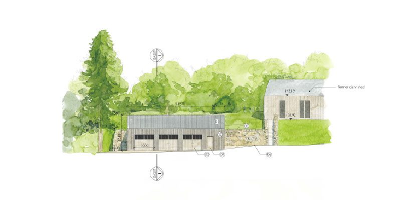 barn conversions, Planning Applications