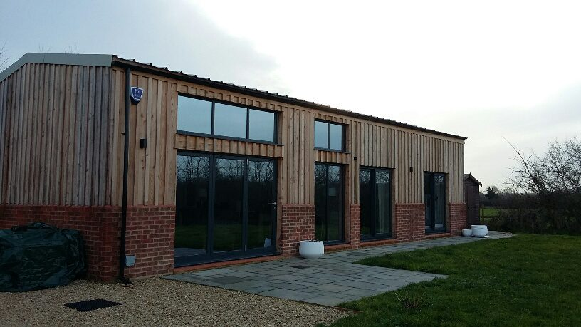 Completion of Agricultural Barn Conversion - Holt ...